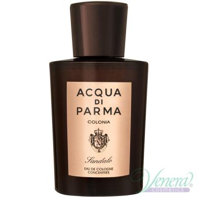 Acqua di Parma Colonia Sandalo Set (EDC Concentree 100ml + SG 75ml + Candle 65gr) pentru Bărbați Seturi
