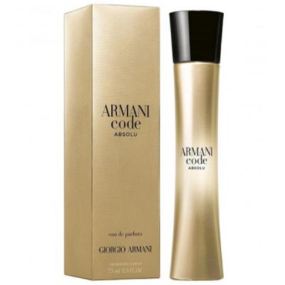 Armani Code Absolu EDP 75ml pentru Femei
