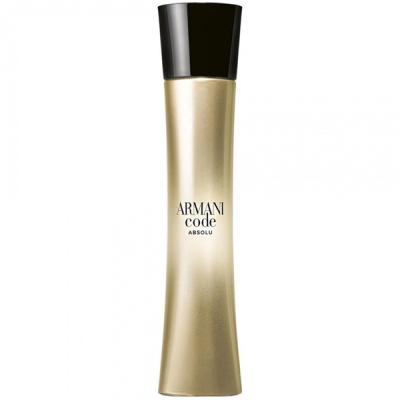 Armani Code Absolu EDP 75ml pentru Femei produs fără ambalaj
