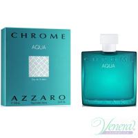 Azzaro Chrome Aqua EDT 100ml  pentru Bărbați Parfumuri pentru Bărbați