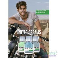 Benetton United Dreams Men Go Far EDT 100ml pentru Bărbați produs fără ambalaj Produse fără ambalaj