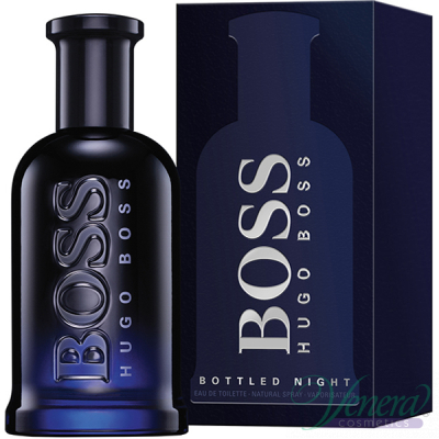 Boss Bottled Night EDT 100ml for Men Men's Fragrance