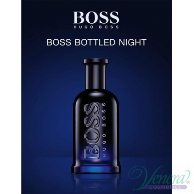 Boss Bottled Night EDT 50ml for Men Men's Fragrance