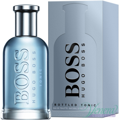 Boss Bottled Tonic EDT 100ml for Men Men's Fragrance