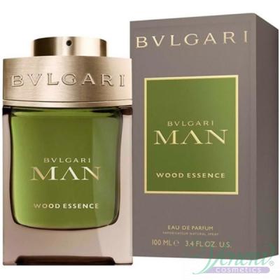Bvlgari Man Wood Essence EDP 100ml pentru Bărbați Men's Fragrance