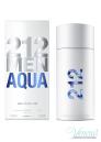 Carolina Herrera 212 Men Aqua EDT 100ml pentru Bărbați produs fără ambalaj Produse fără ambalaj