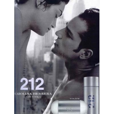 Carolina Herrera 212 Deo Spray 150ml pentru Femei Produse pentru îngrijirea tenului și a corpului