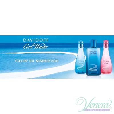 Davidoff Cool Water Caribbean Summer Edition EDT 100ml pentru Femei produs fără ambalaj Parfumuri pentru Femei