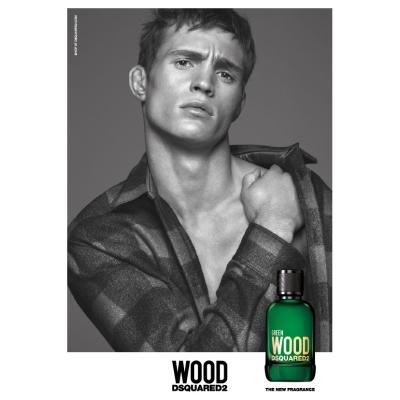 Dsquared2 Green Wood EDT 50ml pentru Bărbați Parfumuri pentru Bărbați