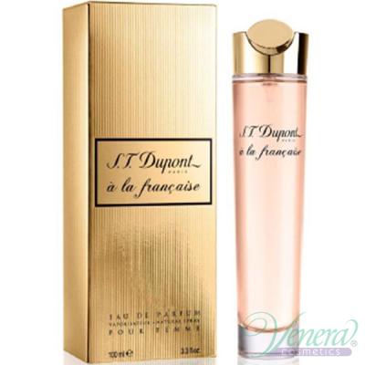S.T. Dupont A La Francaise Pour Femme EDP 100ml pentru Femei fără de ambalaj Products without package