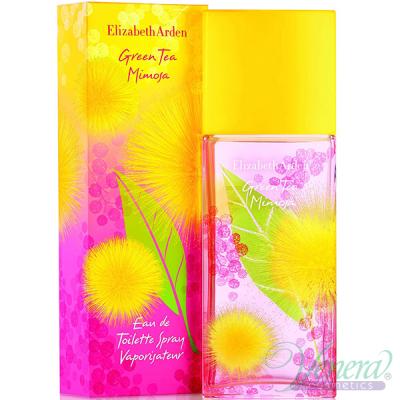 Elizabeth Arden Green Tea Mimosa EDT 100ml pentru Femei produs fără ambalaj Produse fără ambalaj