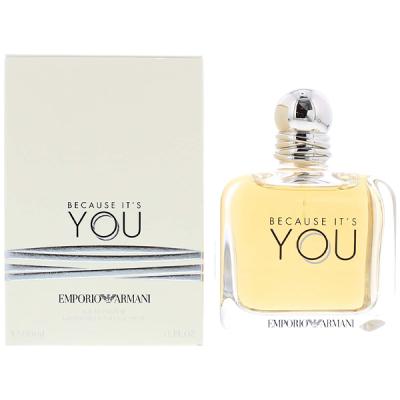 Emporio Armani Because It's You EDP 150ml pentru Femei Parfumuri pentru Femei