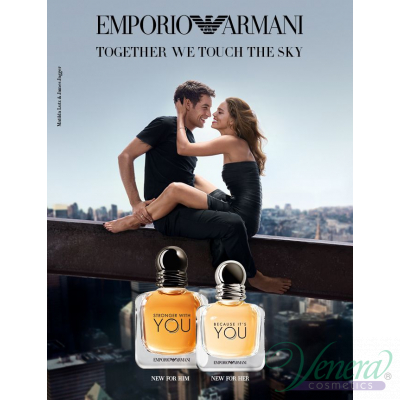 Emporio Armani Because It's You EDP 30ml for Women Women's Fragrance