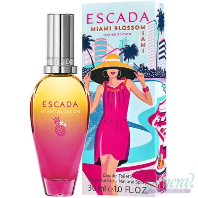 Escada Miami Blossom Set (EDT 30ml + Bag) pentru Femei Women's Gift sets