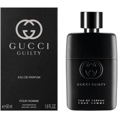 Gucci Guilty Pour Homme Eau de Parfum EDP 50ml pentru Bărbați Arome pentru Bărbați