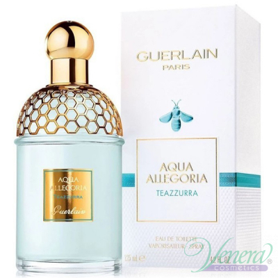 Guerlain Aqua Allegoria Teazzurra EDT 125ml pentru Bărbați and Women fără de ambalaj Unisex Fragrances without package