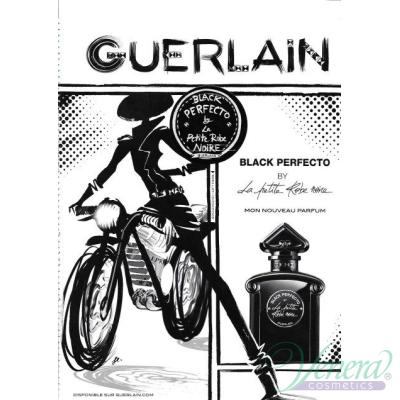 Guerlain Black Perfecto by La Petite Robe Noire EDP Florale 100ml pentru Femei produs fără ambalaj Women's Fragrance