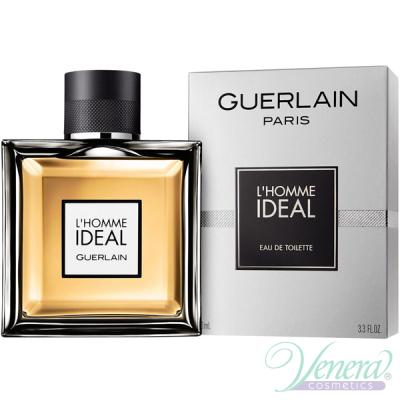 Guerlain L'Homme Ideal EDT 150ml pentru Bărbați Arome pentru Bărbați