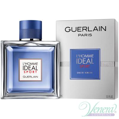Guerlain L'Homme Ideal Sport EDT 50ml pentru Bărbați Parfumuri pentru Bărbați