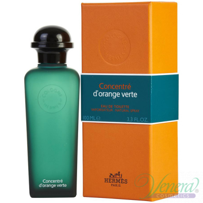 Hermes Concentre d'Orange Verte EDT 100ml pentru Bărbați și Femei produs fără ambalaj Produse unisex fără ambalaj