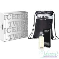 Iceberg Twice Set (EDT 125ml + String Bag) pentru Bărbați Seturi