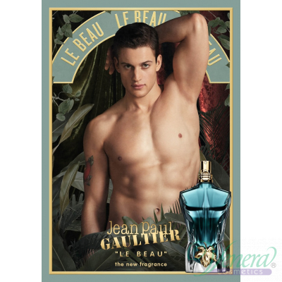 Jean Paul Gaultier Le Beau Set (EDT 75ml + BL 75ml) pentru Bărbați Seturi