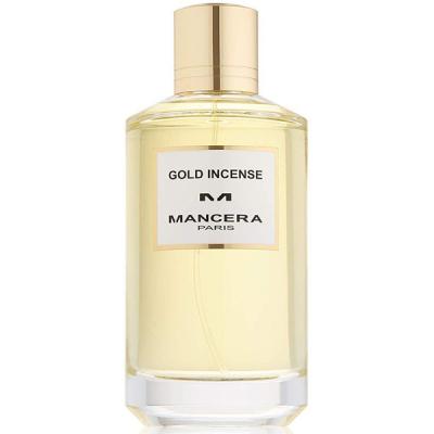 Mancera Gold Incence EDP 120ml pentru Bărbați și Femei produs fără ambalaj Produse unisex fără ambalaj