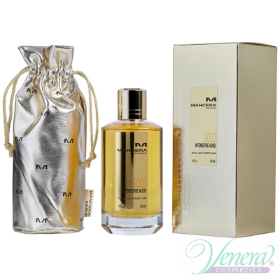 Mancera Gold Intensive Aoud EDP 120ml pentru Bărbați și Femei  Parfumuri unisex