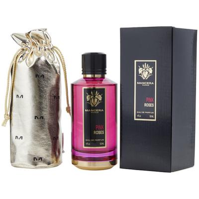 Mancera Pink Roses EDP 120ml pentru Femei Parfumuri pentru Femei