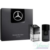 Mercedes-Benz Select Set (EDT 50ml + Deo Stick 75ml) pentru Bărbați Seturi