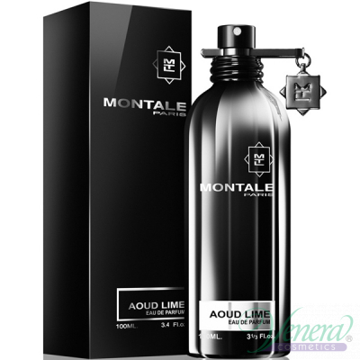 Montale Aoud Lime EDP 100ml for Men and Women Without Package Unisex Fragrances without package