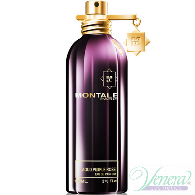 Montale Aoud Purple Rose EDP 100ml for Men and Women Without Package Unisex Fragrances without package