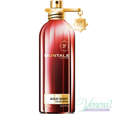 Montale Aoud Shiny EDP 100ml for Men and Women Without Package Unisex Fragrances without package