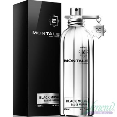 Montale Black Musk EDP 100ml pentru Bărbați and Women fără de ambalaj Unisex Fragrances without package