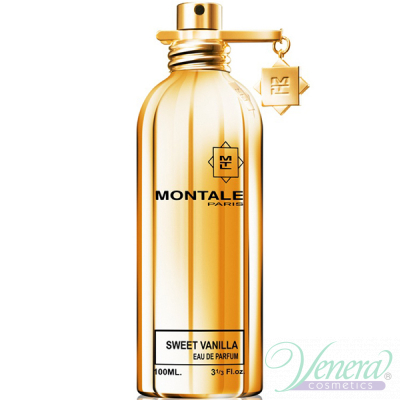 Montale Sweet Vanilla EDP 100ml for Men and Women Without Package Unisex Fragrances without package