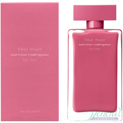 Narciso Rodriguez Fleur Musc for Her EDP 100ml pentru Femei Women's Fragrance