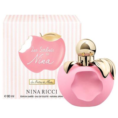 Nina Ricci Les Sorbets de Nina EDT 80ml pentru Femei Parfumuri pentru Femei