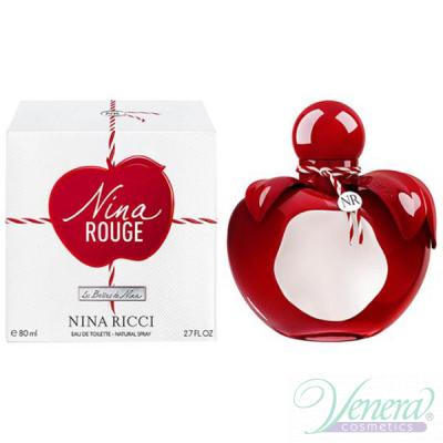Nina Ricci Nina Rouge EDT 80ml pentru Femei produs fără ambalaj Produse fără ambalaj