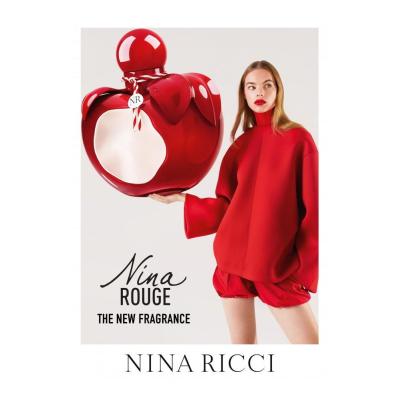Nina Ricci Nina Rouge Set (EDT 50ml + Lipstick) pentru Femei Seturi