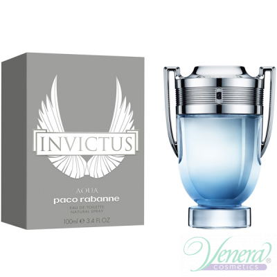 Paco Rabanne Invictus Aqua 2018 EDT 50ml for Men Men's Fragrance