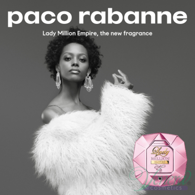 Paco Rabanne Lady Million Empire EDP 30ml pentru Femei