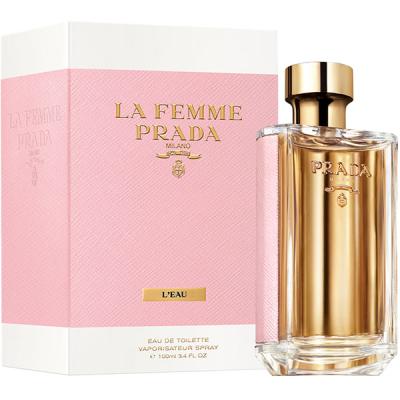 Prada La Femme L'Eau EDT 100ml pentru Femei Parfumuri pentru Femei