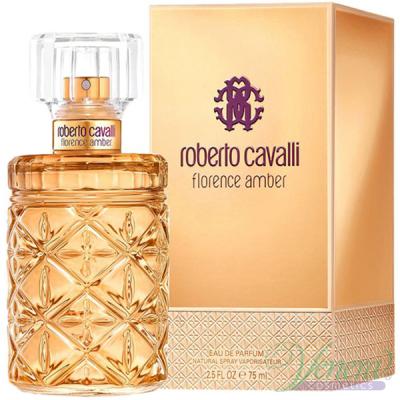 Roberto Cavalli Florence Amber EDP 75ml pentru Femei produs fără ambalaj Produse fără ambalaj