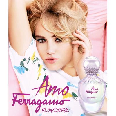 Salvatore Ferragamo Amo Ferragamo Flowerful EDT 50ml pentru Femei