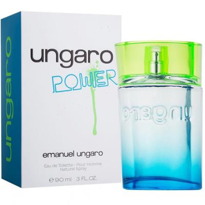 Ungaro Power EDT 90ml pentru Bărbați Arome pentru Bărbați