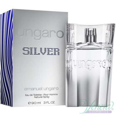 Ungaro Silver EDT 90ml pentru Bărbați produs fără ambalaj Produse fără ambalaj