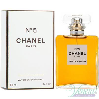 Chanel No 5 EDP 100ml pentru Femei Women's Fragrance