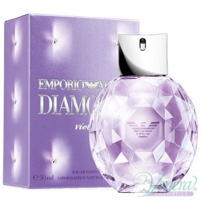 Emporio Armani Diamonds Violet EDP 50ml pe...