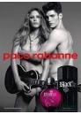 Paco Rabanne Black XS Set (EDT 80ml + Body Lotion 100ml) pentru Femei