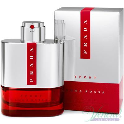 Prada Luna Rossa Sport EDT 100ml pentru Bărbați Men's Fragrance